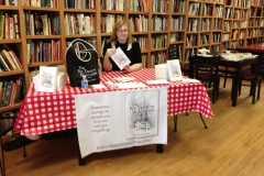 Author Events Early 2013
