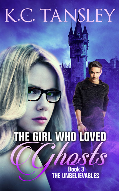 The Girl Who Loved ghosts cover